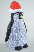 LED acrylic penguin outd GB