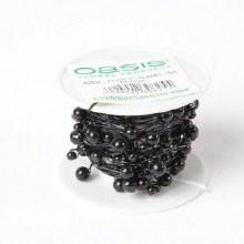 Pearls On Reel - Black