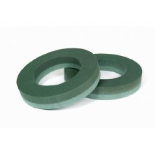 """Plastic Backed Rings 14"""" (x2)"""