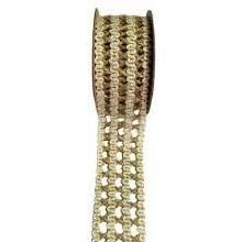 Ribbon Braided Natural (38mm)