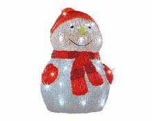 LED acrylic snowman outdoor GB
