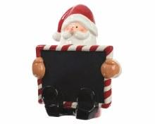 dol Santa w chalkboard