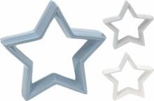 STAR STANDING 20X18CM