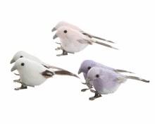 fthr bird on clip 3col ass