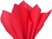 """20x30"""" Red Tissue"""