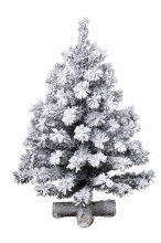 Snowy Toronto Mini Tree folde
