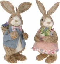 Rabbit Grass Assorted (40cm)
