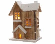 LED wooden cottage ind bo nat