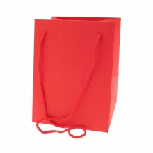 Hand Tied Bag Red (19x25cm)