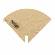 Sleeve Handmade Natural (35x35cm)