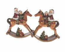 pol Santa on rocking horse 2as