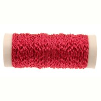 Bullion Wire - Raspberry
