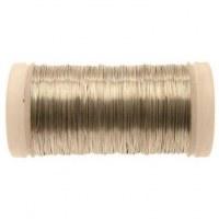 Metallic Wire - Silver