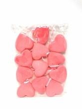 Pink Heart Garland