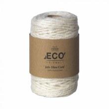 Jute Fibre Cord Cream 50m