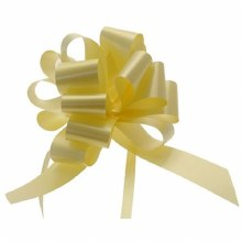 Pull bow (30mm/Light yellow)