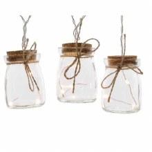 LED mason jar string