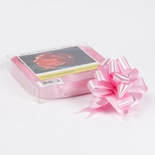 Pull Bow 30mm Baby Pink (x30)