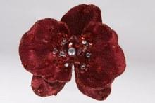 pes velvet orchid on clip