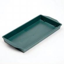 Single Brick Tray Green x25