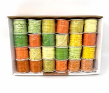 String on roll Assorted (10m)