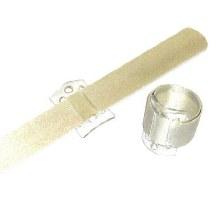 Wrap Wristlet Cream