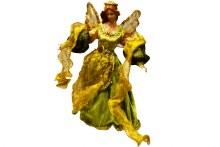"""14"""" Flying Angel Sage Gold"""