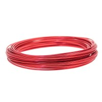 Aluminium Wire Red
