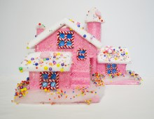 Candy Snow Station Pink