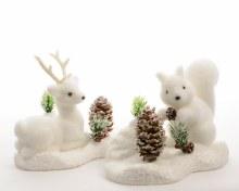 foam scenery animal