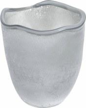 TEALIGHT HOLDER GLASS 16CM
