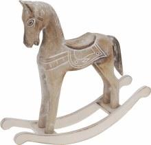 ROCKING HORSE 31CM