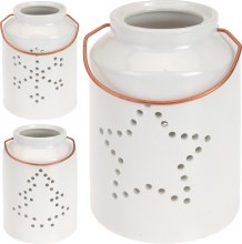 Lantern with cut out (16cm/3 assorted)