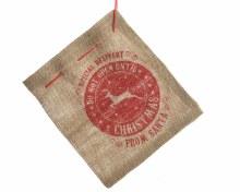 jute giftbag special delivery