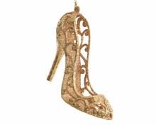 plc shoe w glitter w hanger