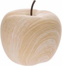 Apple porcelain (15x12cm/Cream)