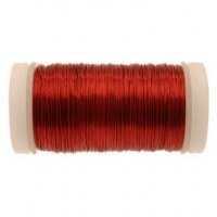 Metallic Wire - Red