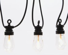 LED clear bulb starter out GB