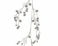 berry garland w strass stones