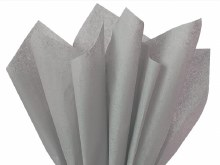 Tissue Paper Sheets Grey x240