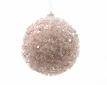 foam bauble with hanger with