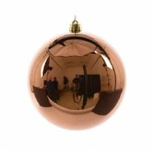 Baubles 20cm (x1) Copper
