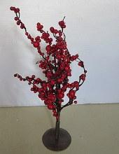 Berry Tree Red 35cm