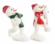 foam snowman walking 2ass