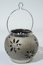 earthenware lantern