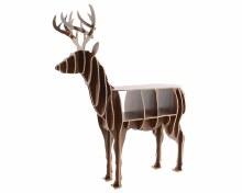 MDF reindeer cabinet knock do