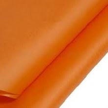 Tissue Paper Sheets - Orange  (760mm x 510mm)