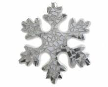 foam snowflake w mirror finish