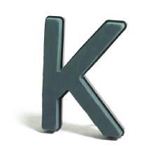Val Spicer Letters K