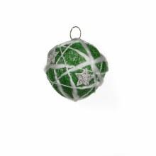 ORNAMENT BALL D10 GREEN